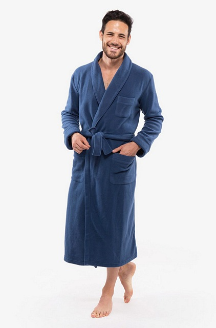 Luxury dressing gowns, ponchos, wraps and bed jackets
